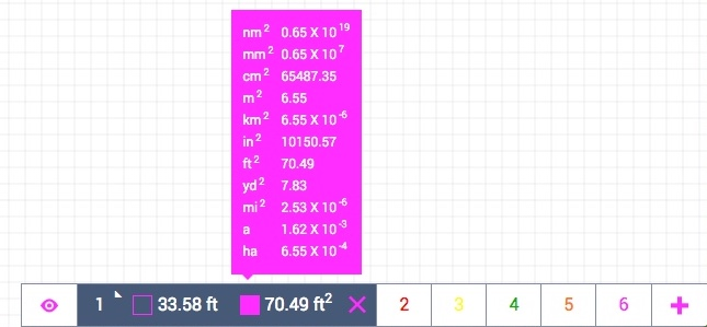 Roof Area Calculator Surface Area Multiplied By Pitch